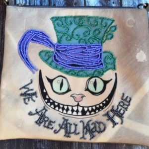 We're all mad here   Milena beads